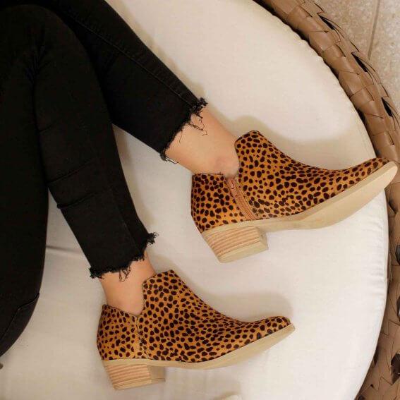 Bota Ankle Beth