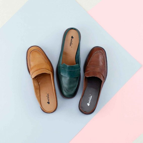 Mule Loafer Cami