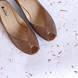 Peep Toe Escama Bico Redondo 2