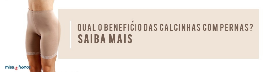 Imagem - Calcinha bermuda
