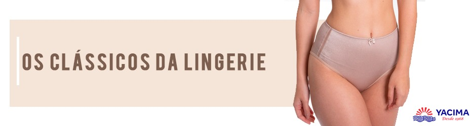 Imagem - Os clássicos da lingerie