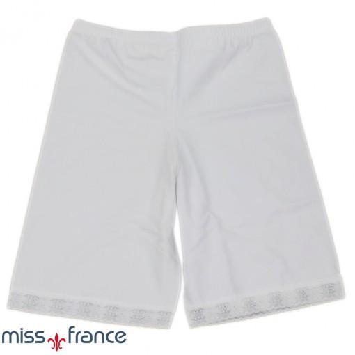 (MF-2985) Calcinha Cotton com Perna Miss France
