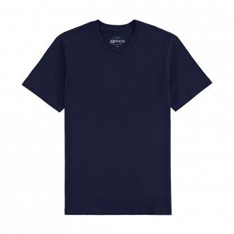 Imagem - (00821) Camiseta Meia Malha Penteada - FICO- LUNENDER ref: 00821