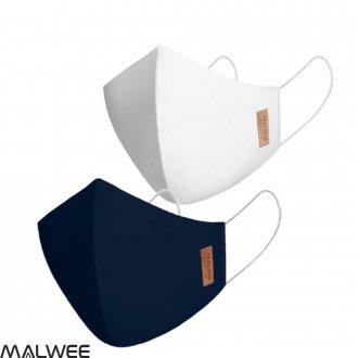 Imagem - (1000079765) Kit C/2 Mascara Anti Covid  Adulto  - Malwee ref: 1000079765