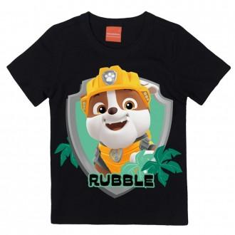 Imagem - (1000083245) Camiseta Masculina Bebê Patrulha Canina - Malwee Kids ref: 1000083245