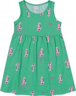 Imagem - (1000084050) Vestido Bebê de Malha - Malwee Kids ref: 1000084050