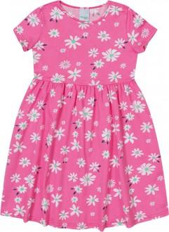 Imagem - (1000084080) Vestido Infantil de Malha - Malwee Kids ref: 1000084080