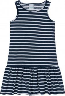 Imagem - (1000084119) Vestido Infantil de Malha - Malwee Kids ref: 1000084119
