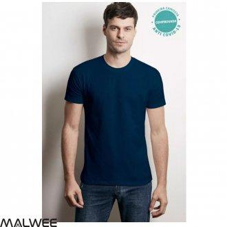 Imagem - (1000085815) Camiseta Anti Covid  Masculino Adulto - Malwee ref: 1000085815