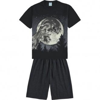 Imagem - (111.033) Pijama Masculino Juvenil - KYLY ref: 111.033