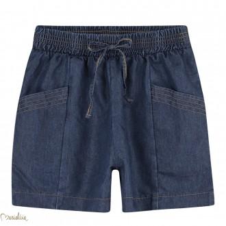 Imagem - (182153) Shorts Jeans Feminino Adulto  - Elian ref: 182153