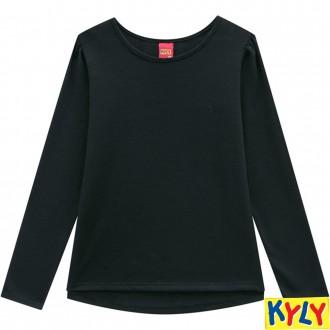 Imagem - (206.267) Blusa Trico Feminina Juvenil Kyly ref: 206.267