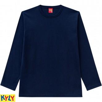 Imagem - (206.288 4/8) Camiseta meia malha - KYLY ref: 206.288 4/8