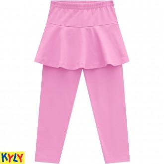 Imagem - (207.124) Conjunto blusa e legging com saia - KYLY ref: 207.124
