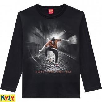 Imagem - (207.211) Camiseta manga longa - Kyly ref: 207.211
