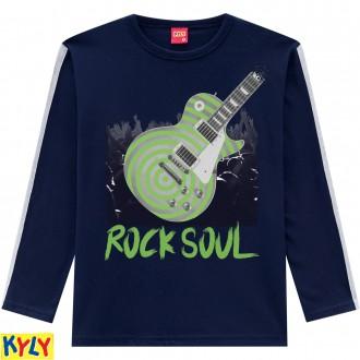 Imagem - (207.212) Camiseta manga longa - Kyly ref: 207.212