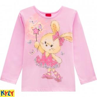 Imagem - (207.235) Pijama meia malha - KYLY ref: 207.235