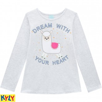 Imagem - (207.242) Pijama meia malha - KYLY ref: 207.242