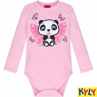 Imagem - (207.310) Conjunto Body Feminino Infantil Kyly - 1532131_4996-ROSA CUPCAKE