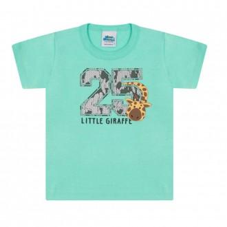 Imagem - (2140) Camiseta Masculina Bebê de Malha - Bicho Bagunça ref: 2140