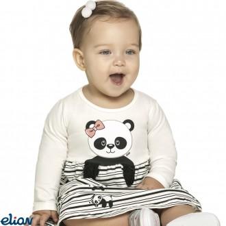 Imagem - (21977) Vestido de cotton - ELIAN ref: 21977