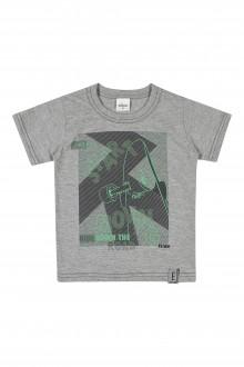 Imagem - (221088) Camiseta Masculina Infantil - Elian ref: 221088