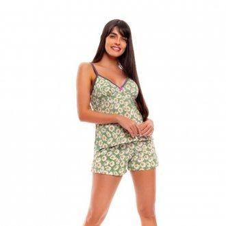 Imagem - (227) Short Doll De Alça - Vily; ref: 227