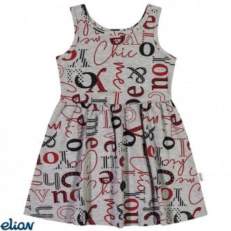 Imagem - (231343) Vestido Em Cotton Leve - Elian ref: 231343
