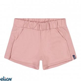 Imagem - (251346) Shorts em Moletinho Feminino Infantil - Elian ref: 251346