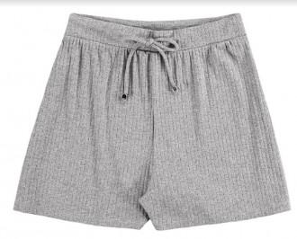 Imagem - (30869) Shorts Feminino Juvenil De Moletom - Rezzato ref: 30869