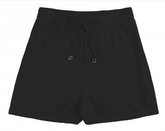Imagem - (30870) Shorts Feminino Juvenil Canelado - Rezzato ref: 30870