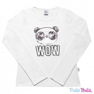 Imagem - (42404) Blusa Cotton Feminino Pulla Bulla ref: 42404