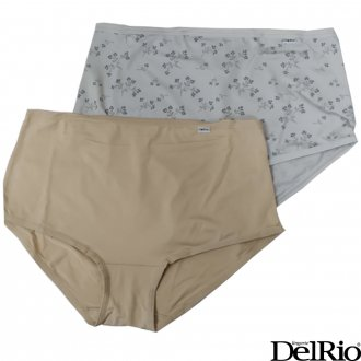 Imagem - (50027) Kit com 2 calcinhas DelRio ref: 50027