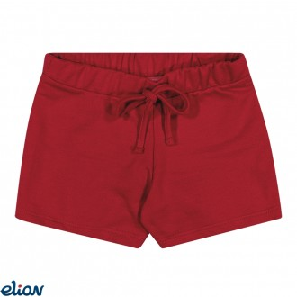 Imagem - (50038 10/16) Shorts Em Moletinho sem Felpa Juvenil  da Elian ref: 50038 10/16