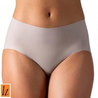 Imagem - (50256) Calcinha cintura alta zero marcas - Liz - 911199_260-SEPIA