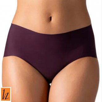 Imagem - (50256) Calcinha cintura alta zero marcas - Liz - 911199_486-TANNAT