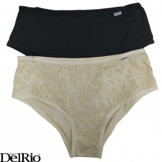 Imagem - (50509) Kit Duo Calcinha KIT C2 Delrio ref: 50509
