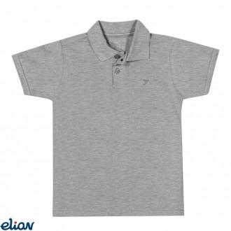 Imagem - (51018 1/3) Camiseta Polo Maculina Infantil Elian ref: 51018 1/3