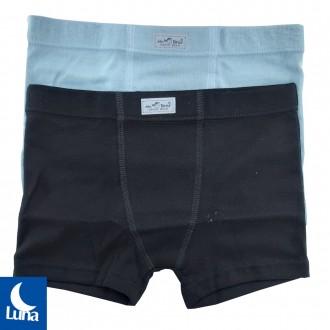 Imagem - (0622) Kit com 2 cuecas Juvenil Luna ref: 0622