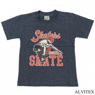 Imagem - (632) Camiseta Maculina Infantil SORTIDA Alvitex ref: 632