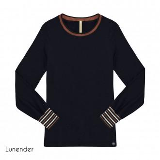 Imagem - (67624) Blusa de Malha Lunender ref: 67624