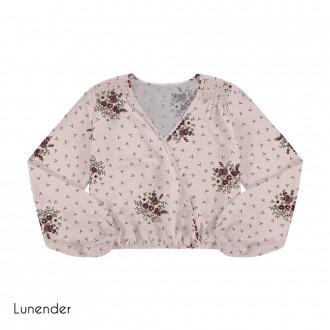 Imagem - (67638) Blusa de Tecido Feminino Lunender ref: 67638