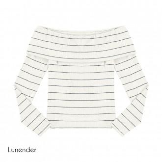 Imagem - (67645) Blusa Canelada Feminina Lunender ref: 67645
