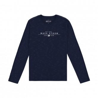 Imagem - (68848) Camiseta manga longa de malha ref: 68848