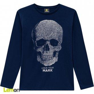 Imagem - (80.903) Camiseta manga longa - LEMON ref: 80.903