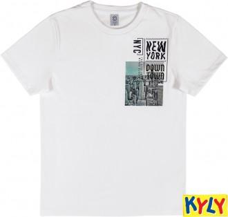 Imagem - (C31996) Camiseta Malha Masculina Juvenil Cativa ref: C31996
