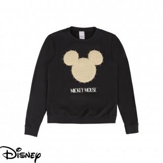 Imagem - (D10046) Blusão de Moletom Feminino Cativa Disney ref: D10046