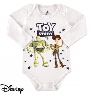 Imagem - (D2227) Body em Sudiene Toy Story Masculino Disney - Marlan ref: D2227