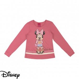 Imagem - (D60176) Blusa Infantil Feminina Disney - Cativa ref: D60176