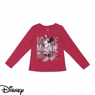 Imagem - (D60184) Blusa de Viscose Feminino Disney - Cativa ref: D60184
